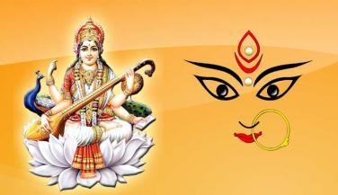 ऐसे करें वाग्देवी भगवती सरस्वती की उपासना ।