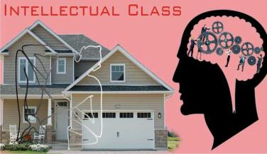 The Intellectual Class and Vastu.