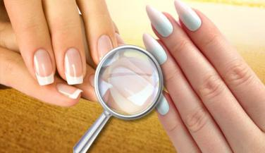 Nails represent your personality