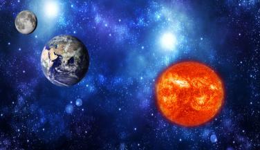 सूर्य और चन्द्रम