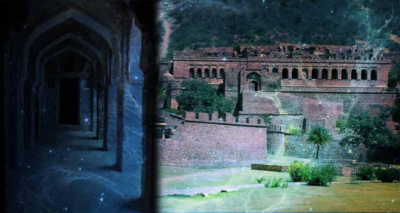 क्यों शापित है भानगढ का किला।