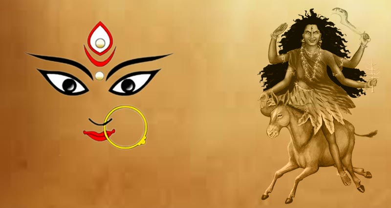 Devi Kaalratri - 7th day of Navratra.