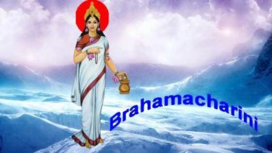 Brahamacharini Navratra