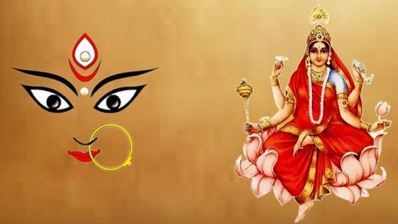Devi Siddhidatri - 9th day of navratra.