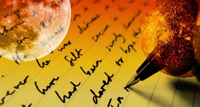 लेखक वही सफल होता है जिसे मिलता है इन ग्रहों का आशीर्वाद।