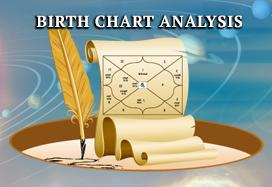Birth chart Analysis