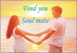 Find your soul mate By Padma Sharma