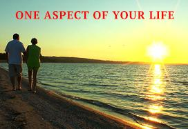 One aspect of your life