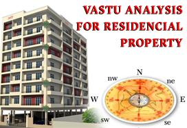 Vastu Analysis for Residencial Property