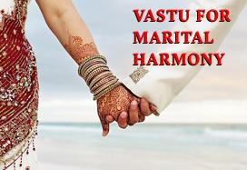 Vastu for marital harmony By Pt. Satish Sharma