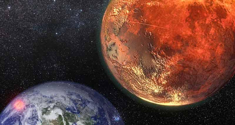 मंगल ग्रह कब किसे करते है पीड़ित ?